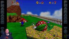Lets Play Super Mario 64 Episode 3 Pixels Party