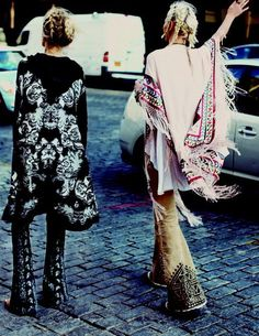 70年代ファッションをカンタン解説!今年流の着こなしは? - Locari(ロカリ)