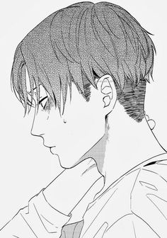 Levi Ackerman (Rivaille) - Shingeki no Kyojin / Attack on Titan