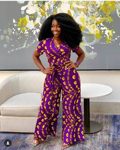 latest ankara long gown styles 2019 for ladies,latest ovation ankara styles,latest ankara short gown ankara gown styles ankara styles African Print Jumpsuit, Ankara Jumpsuit, African Print Dresses, African Dress, African Clothes, African Prints, Nigerian Clothing, African Fabric, African Fashion Ankara