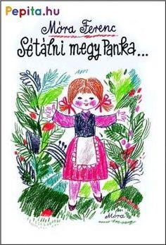 Jó lenne, ha Móra Ferenc verses meséi a kicsi lakókkal együtt költöznének be a gyerekszobába, hiszen a játékosan perdülő ritmus, a csilingelő rím az értelmet is könnyen megnyitja a szépre és a jóra. A kis cipőre áhítozó cinege, a csókai csóka, a gavallér zsiráf, a didergő király és a virágszemű Panka a kisgyerek első versbéli és szívbéli barátai. S ma már el sem képzelhetők másképpen, mint amilyennek Reich Károly rajzaiból megismertük őket. Marvel, Fictional Characters, Art, Products, Art Background, Kunst, Performing Arts, Fantasy Characters, Gadget