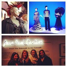 Jean Paul Gaultier exhibit at the #BrooklynMuseum