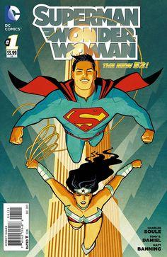Superman/Wonder Woman #1 Variant