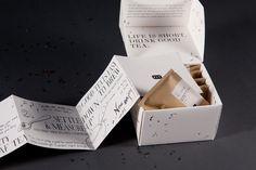 Box mit Leporello