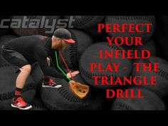 Baseball Drill - Infield - Triangle Drill - YouTube