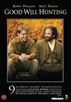 Good Will Hunting  (DVD) jos jostain löytyy