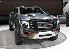 2017 Nissan Titan Warrior - Price, Review, Interior - http://newautocarhq.com/2017-nissan-titan-warrior-price-review-interior/