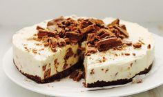 No bake tim tam cheesecake