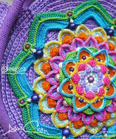Daren Fan too Ami knit weave beautiful artistic rendering life _ weave hand-knit network of life