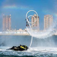 Flyboard World Championship 2013 Doha, Qatar
