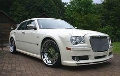 Chrysler 300C: the trailer-park Bentley.