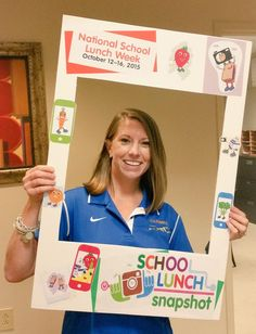 Who's ready for National School Lunch Week? Please share your #schoollunch snapshots next week! @SchoolLunch #NSLW