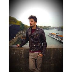 #kone #panagiotiskone Greek Men, Handsome, Leather Jacket, Boys, Jackets, Instagram, Fashion, Studded Leather Jacket, Baby Boys