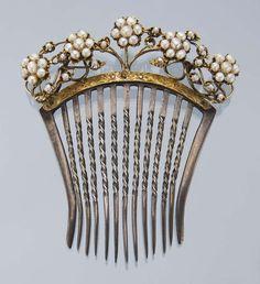 Vintage Hair Pins | Beautiful vintage hair pin | TIARAS