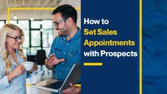 No matter what the industry is, setting up an appointment remains to be one of the most challenging tasks for salespeople.