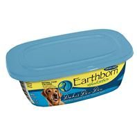 Earthborn - Holistic Dukes Din-Din - Duck - 9 oz - 034846720501. • Excellent Source Of High Quality Protein For Puppies and Dogs • Grain-Fre Dinner Consists Of Wholesome Vegetables and Fruits Like Carrots, Green Peas and Apples • Also Includes Nutrient-Rich Sweet Potatoes As An Exceptional Source Of Vitamins, Minerals and Beta-Carotene • Formulated To Meet The Nutritional Levels Established By The Aafco Dog Food Nutrient Profiles For All Life Stages.