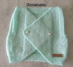EN KOLAY 5 ERKEK BEBEK ÖRGÜ MODELLERİ | Nazarca.com Baby Knitting Patterns, Diy And Crafts, Sweaters, Science, Fashion, Amigurumi, Moda, Fashion Styles, Sweater