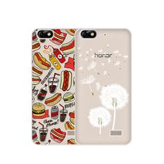 TPU Soft Case For Huawei Honor 4C Transparent Ultra-Thin Silicone Colorful Printing Drawing Phone Cover For Huawei Honor 4C #clothing,#shoes,#jewelry,#women,#men,#hats,#watches,#belts,#fashion,#style