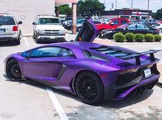 Lamborghini Aventador Super Veloce painted in Viola Mel  Photo taken by: @coloradocarspots on Instagram Porsche, Audi, Bmw, Maserati, Bugatti, Lamborghini Aventador, Ferrari, Super Sport Cars, Super Cars