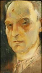 Henri Jonas, zelfportret