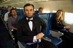 Tussaud's Lincoln flys