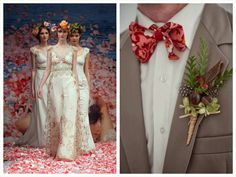 Wedding Trends 2014 - Refined Woodland
