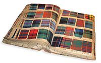 The Scottish Register of Tartans . . . is a national repository of tartan designs. It is an on-line website database facility maintained by the NationalRecords of Scotland, an executive agency of the Scottish Government.     Anyone can register new tartan designs - from members of the public to fashion designers to weavers and kilt makers. You can search the many thousands of existing tartans using the facilities provided. Useful links to Sc...