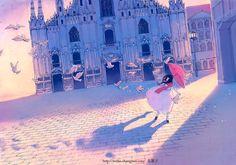 The Art Of Animation, Changyezi