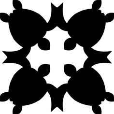 Hawaiian Quilt Tile 10 : HaoleKid