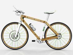 BKR wood frame bike concept♥♥♥