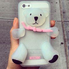 OMG A WITTLE TEDDY BEAR