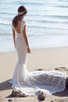 campo vestido de noiva de dia boho casamento casar 2016 hippie chic praia tendência