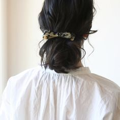 French Barrettes, Large Bow