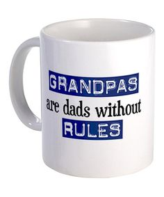 Look what I found on #zulily! White 'Without Rules' Mug by CafePress #zulilyfinds