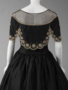 Lanvin robe de style ca. 1926 From the Metropolitan Museum of Art