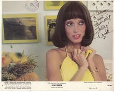 Shelly Duvall in 3 WOMEN Nice image, ultimate kooky persona. 70s Hair, Old Movie Stars, Natural Hair Styles, Long Hair Styles, Hooray For Hollywood, Hair Shows, Style Icons, Beautiful People, Pretty People