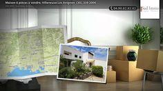 Maison 6 pièces à vendre, Villeneuve Les Avignon  (30), 339 200€