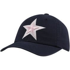 d09f1b1455f Infant Dallas Cowboys New Era Navy Blue My First 9FORTY Hat