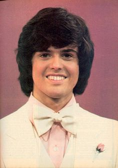 Donny Osmond My First Puppy LoveHe Sure Was Love Even