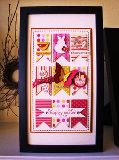 Easter Stampin' Sampler