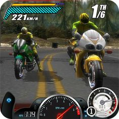 Road Violent Moto APK is an ultimate game for all fans of dangerous racing, speeding and motorbikes! We know you are outstanding racer; you like to hear whistle of wheels and to see smoke from under tires! What can be more exciting for you than participate in furious racing? Road Violent Moto APK will impress you for sure! Imagine yourself in dark desert, only you and your motorbike. You have to reach the finish, but there are dangerous obstacles