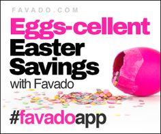 How Favado Can Help You Save on Easter Dinner | Favado.com