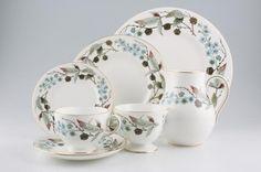 Wedgwood - Spring Morning. Chinaware