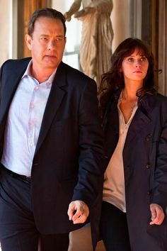 "Pin for Later: Mysteriös und spannungsgeladen: Der Trailer zu ""Inferno"" ist da Tom Hanks, Top Hollywood Actors, Code Movie, Felicity Jones, Dan Brown, Rich Man, Movies And Tv Shows, Movie Tv, Movies"