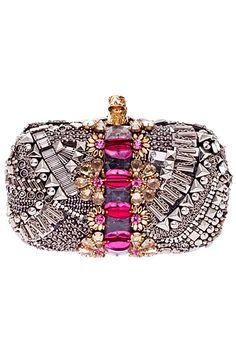 #Emilio #Pucci - Resort Accessories - 2013 Glam #Wedding #Clutch