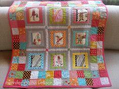 anna q3 by Ellison Lane Quilts, via Flickr