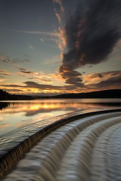 Fewston Reservoir by Oliver C Wright, via Flickr