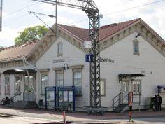 Joensuu train station