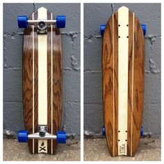 The Signal (Longboard). These short, wide boards are getting cooler and cooler