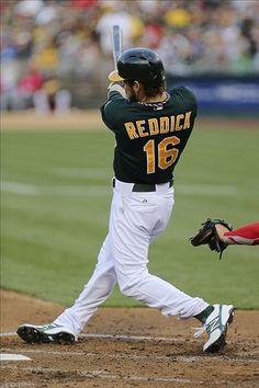 Oakland Athletics Josh Reddick